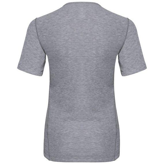 Shirt s/s crew neck ACTIVE ORIGINALS Warm, grey melange, large