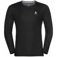Men's F-DRY Long-Sleeve Shirt, black, large