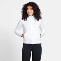 Women's CARVE CERAMIWARM Midlayer, white, large