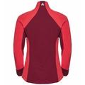 Jacket softshell NORDSETER, hibiscus, large