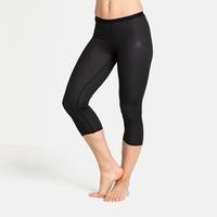 Women's ACTIVE F-DRY LIGHT ECO 3/4 Base Layer Pants, black, large