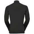 CARVE Warm Midlayer mit durchgehendem Reißverschluss, black, large