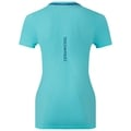 CeramiCool nahtloses Baselayer Shirt Damen, blue radiance - spectrum blue, large