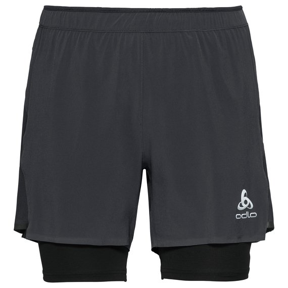 ZEROWEIGHT CERAMICOOL PRO 2-in-1-short voor heren, black - black, large