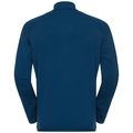 Midlayer full zip CARVE WARM - ready for print, poseidon, large
