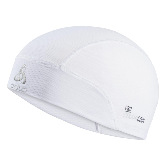 Bonnet CERAMICOOL UVP, white, large