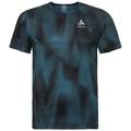 Herren MILLENNIUM ELEMENT PRINT T-Shirt, blue coral - AOP FW18, large