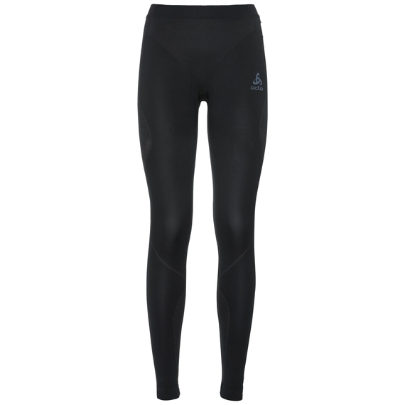 Damen PERFORMANCE EVOLUTION Funktionsunterwäsche Hose, black - odlo graphite grey, large