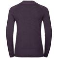 Midlayer 1/2 zip UNITY KINSHIP, vintage violet, large