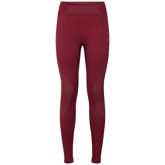 Damen PERFORMANCE WARM Funktionsunterwäsche Hose, rumba red - mesa rose, large