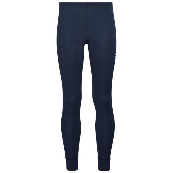 ACTIVE WARM KIDS Base Layer Pants, diving navy, large