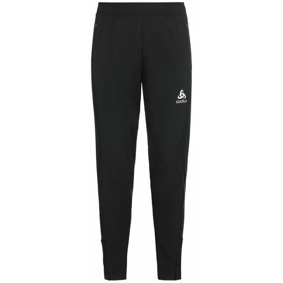 Men's ZEROWEIGHT Running Pants, black, large
