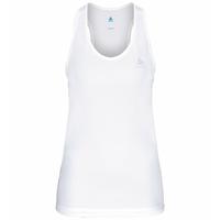 Women's ESSENTIAL Base Layer Running Singlet, white, large