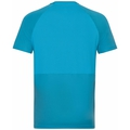 Herren ESSENTIAL CHILL-TEC T-Shirt, horizon blue, large