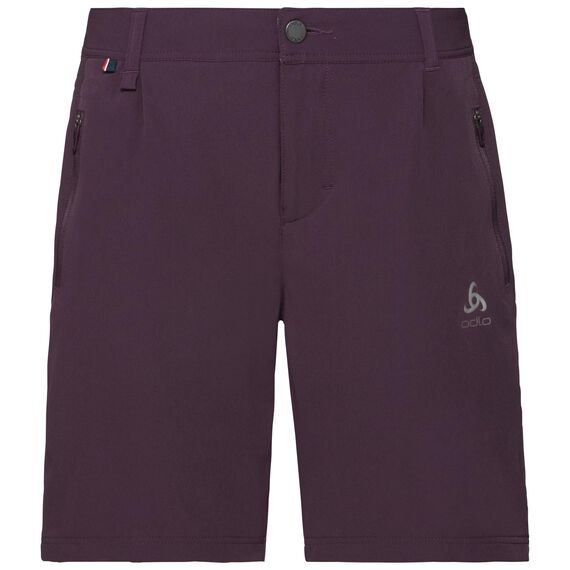 Shorts KOYA COOL PRO, plum perfect, large