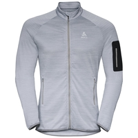 Midlayer STEAM da uomo, grey melange, large