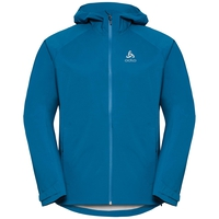 Men's AEGIS Hardshell Jacket, mykonos blue, large