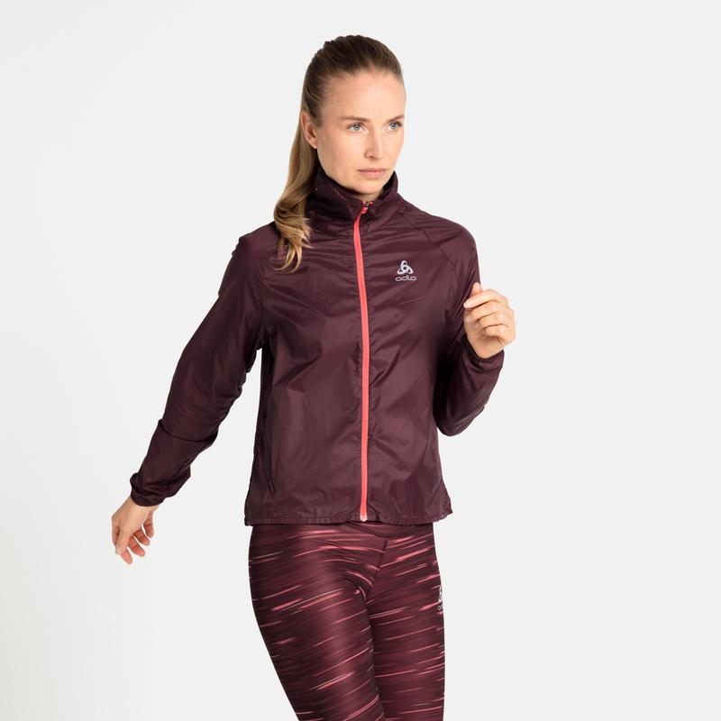 Damen ZEROWEIGHT Jacke, winetasting, large