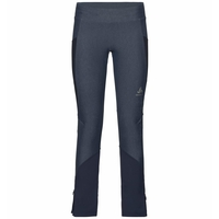 EXO-tight voor dames, blue indigo melange - diving navy, large