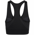 Damen SEAMLESS MEDIUM Sport-BH, black, large