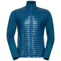 Midlayer full zip ENGAGE, blue opal - lake blue, large