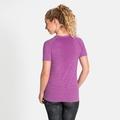 Damen SEAMLESS ELEMENT T-Shirt, hyacinth violet melange, large