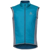 Gilet ZEROWEIGHT X-WARM, blue jewel - poseidon, large