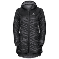 Damen COCOON S-THERMIC Parka, black, large
