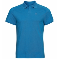 Men's CONCORD Polo Shirt, blue aster, large