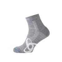 Chaussettes basses Natural + LIGHT, grey melange, large