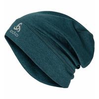 Unisex YAK LONG WARM Hat, submerged melange, large