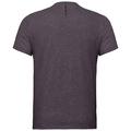 MILLENNIUM-T-shirt voor heren, nightshade melange, large