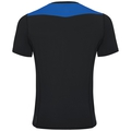 BL Top Crew neck s/s CERAMICOOL, black - energy blue, large