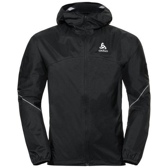 Jacket ZEROWEIGHT RAIN Warm, black, large
