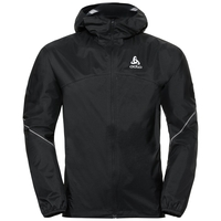 Jacket ZEROWEIGHT RAIN Warm, black, large