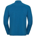 Men's VIVID CERAMIWARM Midlayer, mykonos blue, large