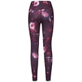 Collant ELEMENT LIGHT AOP pour femme, plum perfect - flower AOP SS19, large
