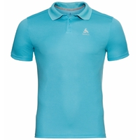 Men's F-DRY Polo Shirt, horizon blue, large