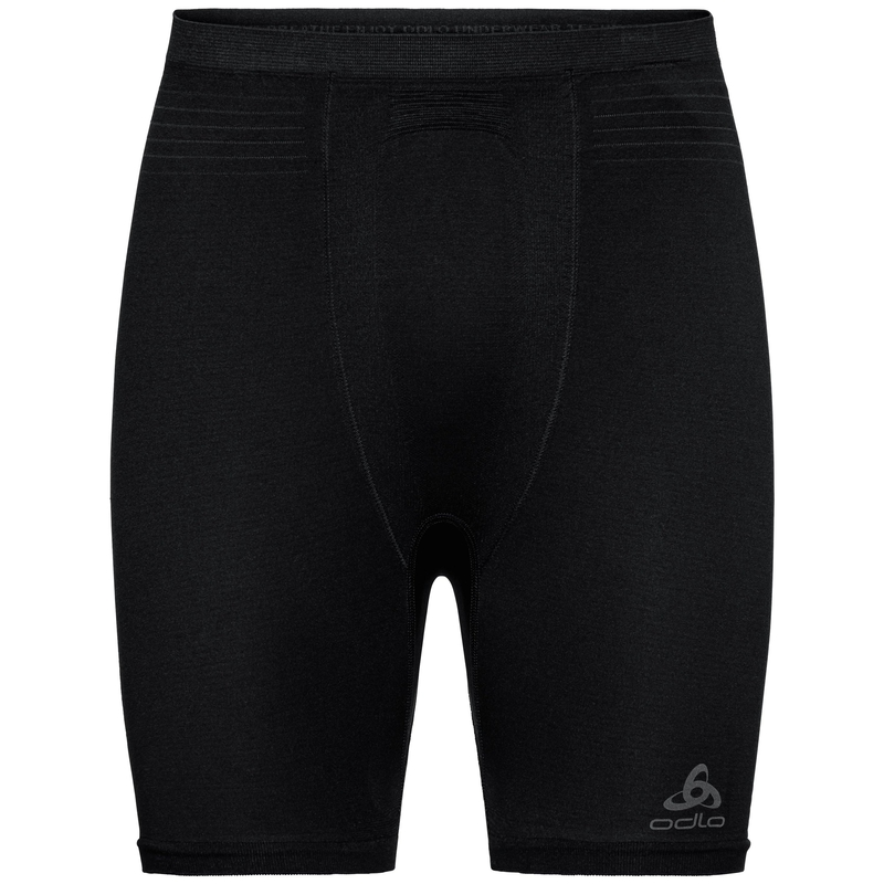 Men's PERFORMANCE LIGHT Base Layer Shorts, black, large