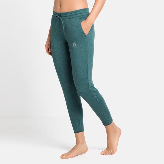 Women's RUN EASY 365 Pants, balsam melange, large