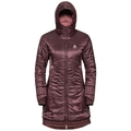 Parka COCOON S-THERMIC da donna, decadent chocolate, large
