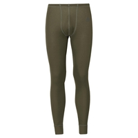 Men's ACTIVE WARM Base Layer Pants, winter moss, large