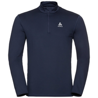 Men's ALAGNA 1/2 Zip Midlayer, diving navy, large