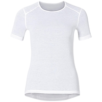 Women's ACTIVE WARM Base Layer T-Shirt, white, large