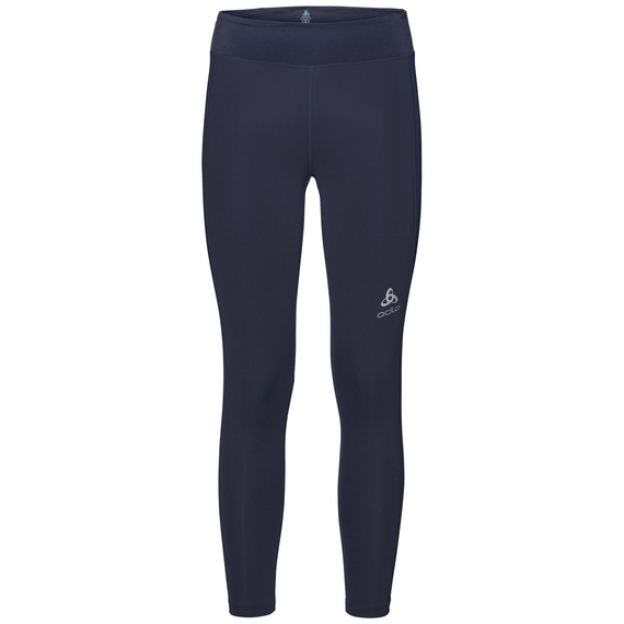 Tights 7/8 OMNIUS, diving navy, large