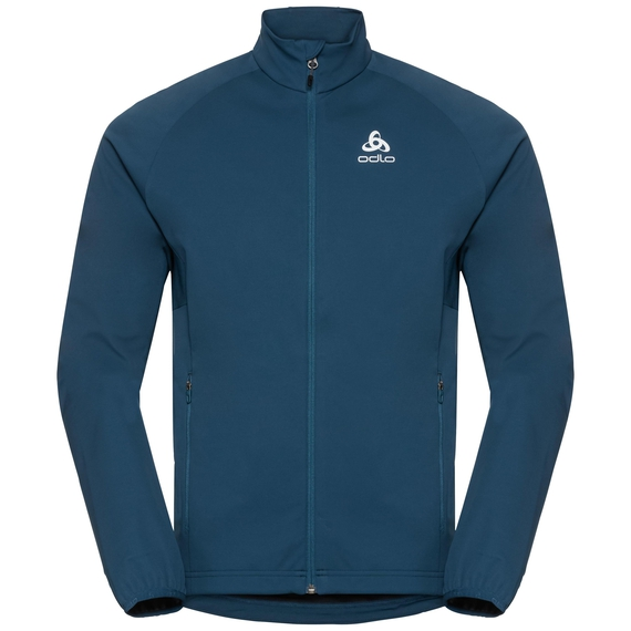 Jacket softshell NORDSETER, poseidon, large