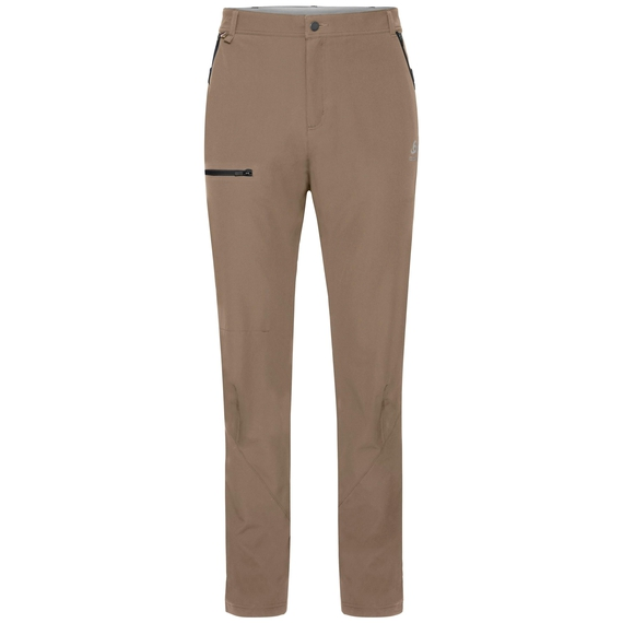 Pants SAIKAI COOL PRO, lead gray, large