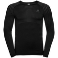 PERFORMANCE LIGHT Langarm-Shirt, black, large