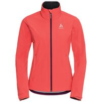 Jacket Softshell LOLO, hot coral, large