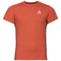 CERAMICOOL-T-shirt voor heren, paprika, large